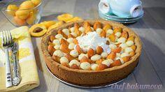 chef.bakumova КУЛИНАРИЯ: Абрикосовый пирог с гречневой мукой, маком и мёдом...
