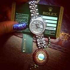 #Rolex #Datejust #StainlessSteel #MotherOfPearl #Diamond #Ladies #Wristwatch #Luxury #Timepiece #WatchCentre