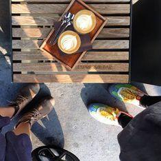 Popraskané citrónové sušenky neboli Lemon Crinkle Cookies - TASTE Actually Lemon Crinkle Cookies, Crinkles, Tap Shoes, Coffee, Instagram, Kaffee, Cup Of Coffee, Lemon Shortbread Cookies