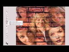 Hacer un Collage Fusionando Imágenes con Photoshop - YouTube