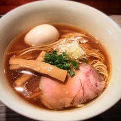早稲田・高田馬場 ミシュランが選んだラーメン屋さん『らぁ麺やまぐち』
