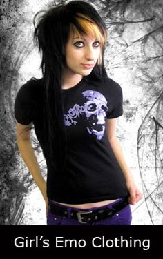 Emo Clothing|scene style fashion|3rd and 56th Street