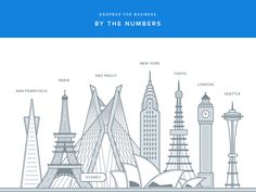 Dropbox for Business: cities! by Alice Lee