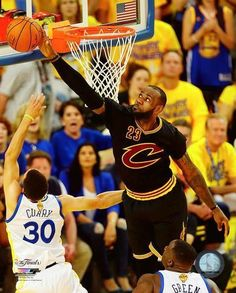 LEBRON JAMES THE BLOCK CLEVELAND CAVS 2016 NBA CHAMPIONS 8X10 LICENSED PHOTO #2 #PHOTOFILE #ClevelandCavaliers