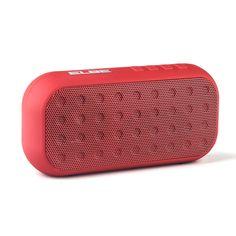 ALT-903-R ALTAVOZ MULTIFUNCIÓN SD-USB + RADIO FM ROJO  – Altavoz multifunción con batería. – Potencia: 1x3W. – Tiempo de carga: 2h. – Tiempo de reproducción: alrededor de 3h. – Frecuencia AUX: 100Hz-18KHz. – Reproducción de Música a través de SD y USB. – Radio FM Autoscan. – Entrada de línea Aux-In para Smartphone o PC. – Fuente de alimentación: 5V. – Incluye cable cargador USB y cable Aux-In. – Batería de Litio recargable: 400mAh. – (An-Al-Pr): 12 x 5 x 3 cm.