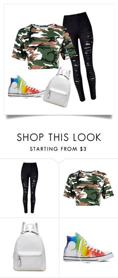 """how to wear summer clothing"" by itsofia on Polyvore featuring Converse"
