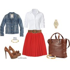 """""""Classic Style"""" by archimedes16 on Polyvore"""
