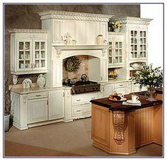 Kitchen Design White Cabinets - http://truflavor.net/kitchen-design-white-cabinets/