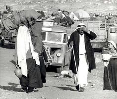 النكبة ١٩٤٨  The Nakba (catastrophe) 1948  La Nakba (catástrofe) 1948 El recién fabricado Estado de  Israel despojó de su tierra al pueblo palestino.