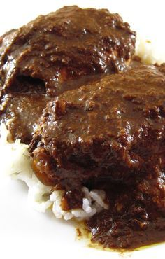 Cooking Light's Slow Cooker Chicken Mole is incredibly good and so easy! We have a new favorite!