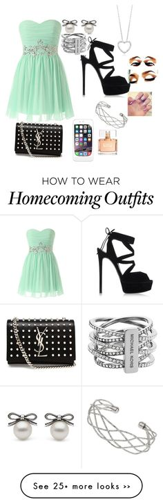 """Homecoming"" by eliane-valentine on Polyvore"