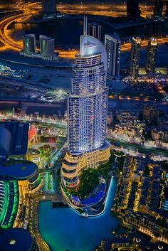 Dubai architecture buildings of the United Arab Emirates : Dubai UAE. Dubai Hotel, Dubai City, In Dubai, Visit Dubai, Dubai Uae, Amazing Buildings, Amazing Architecture, Concept Architecture, Abu Dhabi