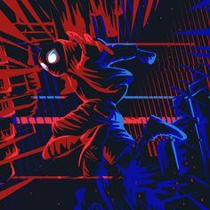 Miles Morales - Ultimate Spider-Man, Into the Spider-Verse Marvel Dc, Marvel Comics, Marvel Heroes, Spiderman Venom, Spiderman Art, Amazing Spiderman, Black Spider, Spider Gwen, Dead Pool