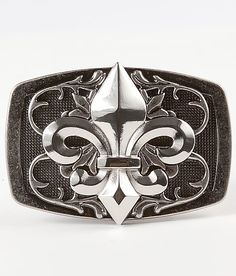 BKE Fleur Belt Buckle - Men's Accessories | Buckle