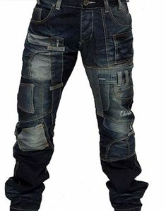 Japrag men premium designer jeans is sure to turn heads, Japrag jeans style 3031 featuring detailed multiply pockets and contrasting stitching is sure to make you the life of any social event. Order now to own these rock and roll inspired denim Denim Jeans Men, Jeans Pants, Trousers, Vetement Hip Hop, How To Wear Sneakers, Best Running Shoes, Shoes With Jeans, Mens Clothing Styles, Male Clothing