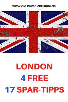 London 4 free: 17 Tipps für Reisen mit kleinem Budget