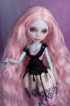 Mu's dolls — PINK 。◕‿◕。