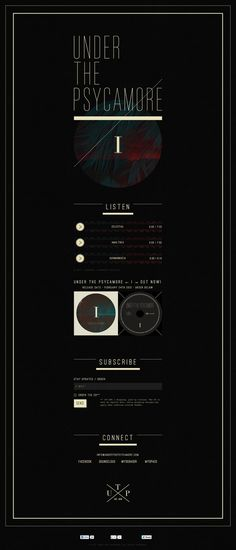 All black web design inspiration. See more at:http://www.twelveskip.com/ for more web design and web development inspiration #web #design #development