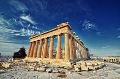 Greece Athens Acropolis by Alexandr BRUDERMANN on 500px