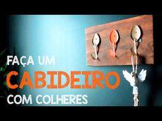Cabideiro de Chita - Faça Você Mesmo! (DIY) - YouTube