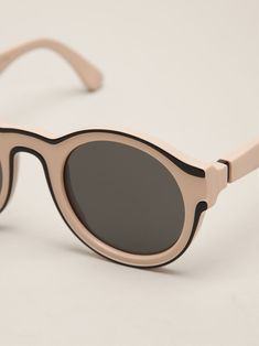 Shop MYKITA 'MMDUAL002' sunglasses from Farfetch