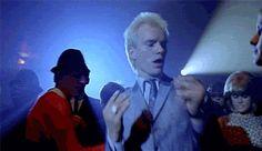 """Sting in """"Quadrophenia"""" - 1979"""