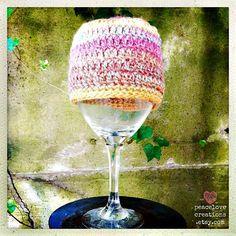 Newborn Crochet BeanieReady to shipFREE by peacelovecreations, $10.00