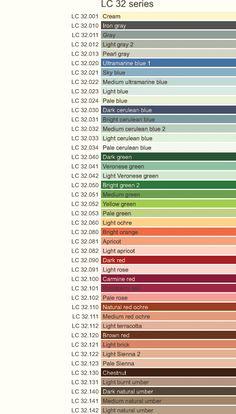 ktcolor Le Corbusier 1930s Salubra colors
