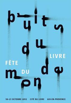 Philippe Apeloig – Bruits du monde (2012)