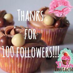 Gracias por los primeros 100 seguidores!!!