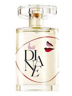 Love Diane--new DVF scent