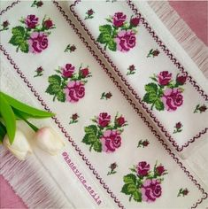 Baby Knitting Patterns, Embroidery Patterns, Cross Stitch Patterns, Cross Stitch Rose, Cross Stitch Flowers, Shabby Chic, Sewing, Crochet, Counted Cross Stitches