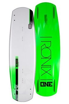 Ronix One Modello Wakeboard 138 2012 by Ronix. $278.98. The Danny Hart designed and endorsed Ronix One Modello Edition Wakeboard is going to a whole new level. Danny wanted a board that isn't tight, gives a quick release off the wake, a smooth variable edge and a rocker with the most speed he could find. The result is the 2012 version of the One Modello Edition. You will now be able to ride this board longer than ever before, with less work involved and it will car...