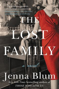 """I was spellbound from the start of The Lost Family. The writing is so smart and empathetic and I think what will stay with me the most are the characters, who on the surface embody glamour and verve, but who are in fact all striving to find happiness under a legacy of devastating loss. This is a dazzling novel of great compassion, honestly reckoning with the time-and-place-spanning ripple effect of great pain as well as love.""—Laura Moriarty, New York Times bestselling author of The…"