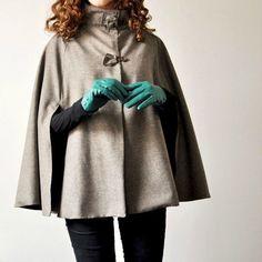 patron couture cape femme gratuit