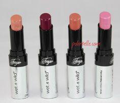 Wet N Wild #Fergie Centerstage Perfect Pout #Lipsticks - click thru for post @wet n wild - via @Polarbelle