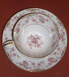 Gorgeous Vintage Noritake Tea cup & Saucer set by RustyRomance, $49.99