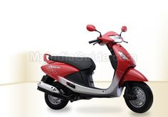 Hero Honda debuted in scooterette with Hero Honda Pleasure to compete with the likes of Honda Dio, TVS Scooty Pep+, Bajaj Kristal and Suzuki Access. The only scooter in Hero Honda stable, Hero Honda Pleasure, comes in nine stunning colour scheme. The scooter has unisex design which allows every type of riders. Recently on women's day, the company launched special edition of the Hero Honda Pleasure that comes in only dual tone colour, white and red.