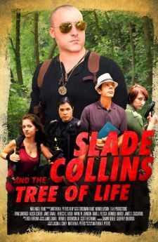 'SLADE COLLINS & THE TREE OF LIFE' -Feature Film by MAD ANGEL FILMS -Directed by Matthew A. Peters -Role-General Czar