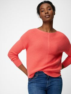 Look forward to going outdoors in our Eastside Textured Jumper. With a flattering slash neckline, this jumper features stripe stitching at the front and back of the body. Team with your favourite jeans for a look you'll love. Jumper, Men Sweater, Go Outdoors, Floral Tunic, Tunic Shirt, Blue Blouse, Knitwear, White Stuff, Price Point