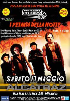 Spazio Petardo - 17 maggio 2014