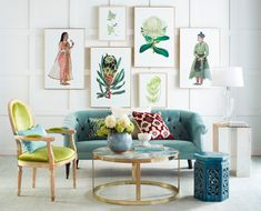 Discover the top five ways to create your own wall art gallery with tips from our designers that will bring your wall to life.