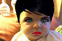 Mom Edits Baby's Photos With Makeup App And The Results Are Terrifying...terrifyingly funny, you mean!