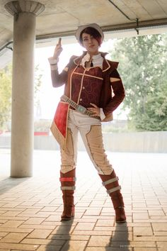 /me as Fiona (Tales from the Borderlands) Location: gamescom Cologne Date: August 2015 Photography & edit: ~*~ Finished the costume just in time! Tales From The Borderlands - Nice Try, Babe Borderlands Cosplay, Tales From The Borderlands, Star Wars, Cosplay Dress, Photography Editing, Cool Costumes, Badass, Fangirl, Artworks