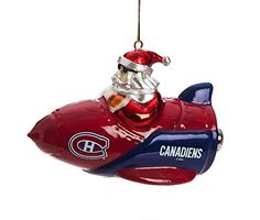 Montreal Canadiens Tree Ornaments