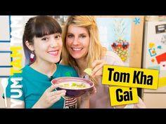 Tom Kha Gai: Thailändische Hühnersuppe