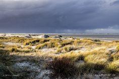 Wetterkapriolen am Strand von St. Peter-Ording // #Nordsee #SPO #StPeterOrding…