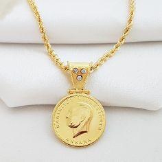 On Çeyrek Altınlı Halat Zincirli Kolye Gold Necklace, Jewellery, Watches, Phone, Accessories, Fashion, Cooking Food, Womens Fashion, Jewerly