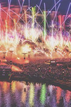 Tomorrowland, el mejor concierto