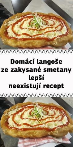 Domácí langoše ze zakysané smetany, lepší neexistují recept Bread Recipes, Cooking Recipes, Healthy Recipes, My Favorite Food, Favorite Recipes, Tasty, Yummy Food, Hungarian Recipes, International Recipes